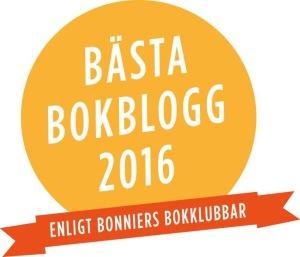Bästa bokblogg 2016
